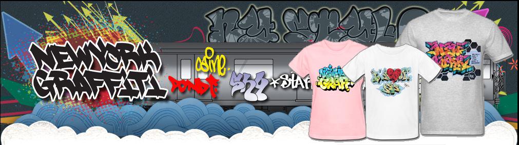 NYGraffiti Logo Banner