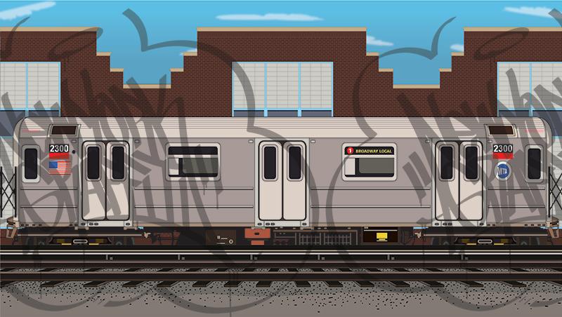 MTA-Yard-Scene-R62A