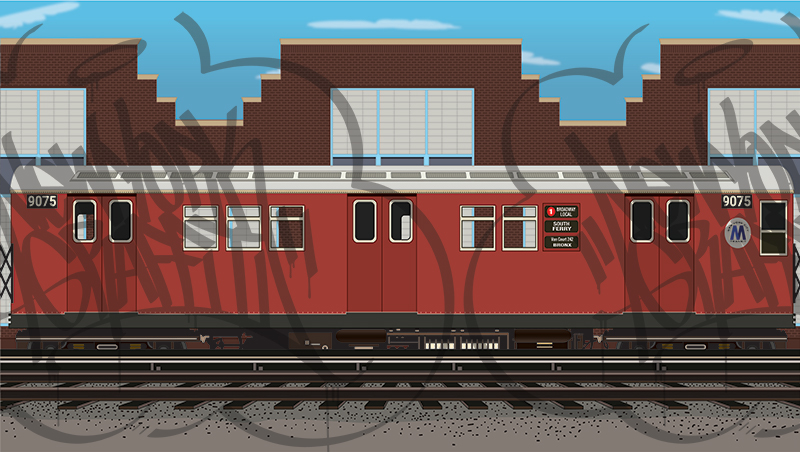 MTA-Yard-Scene-Redbird